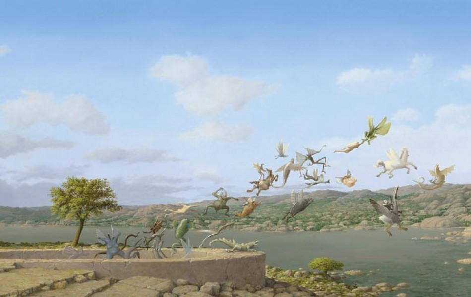 2003 Engelen van de Nieuwe Tijd 32x122
