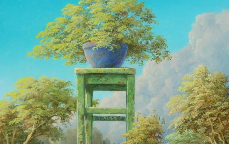 De Poten van de Samenleving - 12x14cm